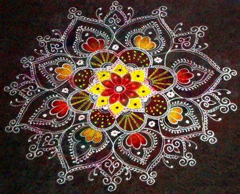 Diwali Home Decoration Idea 23 lovely kolam rangoli designs to inspire you fine art