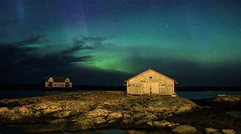 imagenes impactantes en el cielo impactantes im 225 genes de la aurora boreal en noruega