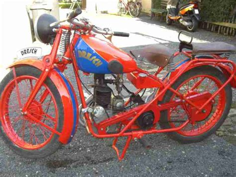 Oldtimer Motorrad Ohne Papiere Kaufen by Oldtimer Motorrad Dresch 250ccm Baujahr 1930 Bestes