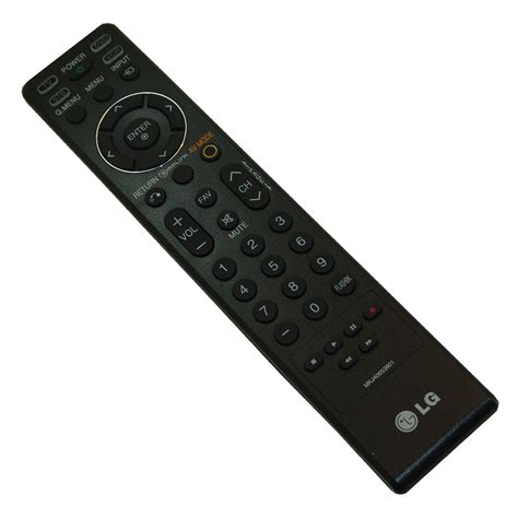 Remot Tv Lg Original original lg remote for 32lg40 tv television projector dvd ebay