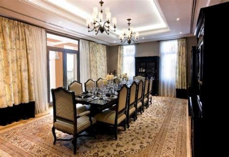 Arabian Dining Room Decor S Trendy Arabic Villa Designs That Opulence