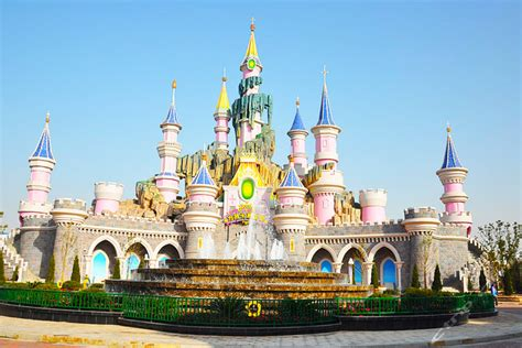 theme park xiamen phase ii of xiamen fantawild dreamland to be opened by end