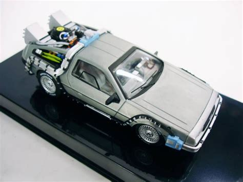 Hotwheels Elite One Back To The Future 1 back to the future wheels elite delorean 1 43 scale part 1