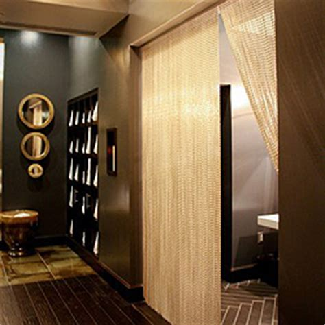 Spa Room Dividers by Shimmerscreen Portfolio Room Divider Ideas Beaded