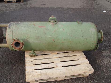 Druckluftkessel Lackieren by Druckluftbeh 228 Lter Gebraucht Industriewerkzeuge Ausr 252 Stung