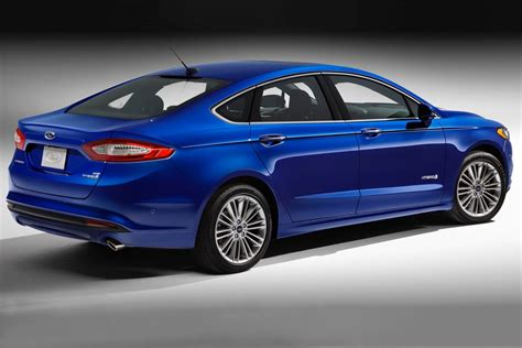 2015 Ford Fusion Horsepower 2015 Ford Fusion Pictures Information And Specs Auto
