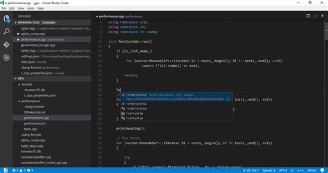 format file in visual studio c c extension for visual studio code visual c team blog