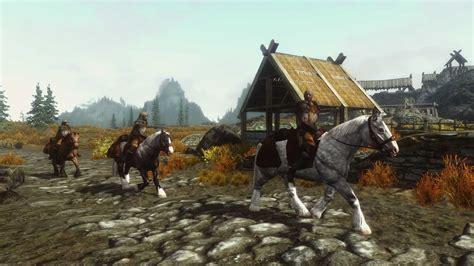 skyrim hothtrooper44 armor extra 馬 おすすめmod順 skyrim mod データベース