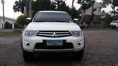 Mitsubishi Strada 2010 Car For Sale Eastern Visayas