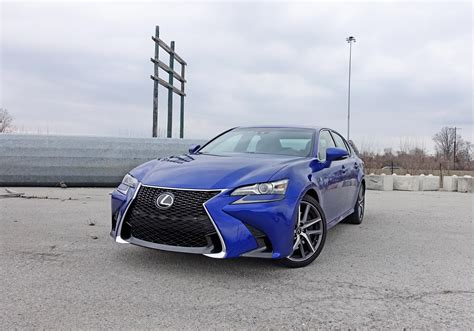 lexus sport 2017 2017 lexus gs 350 f sport review