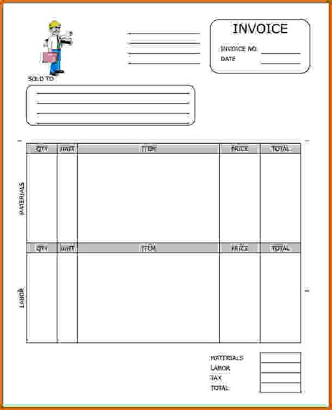 Make An Invoice Template by Make An Invoice Template 28 Images How To Make A