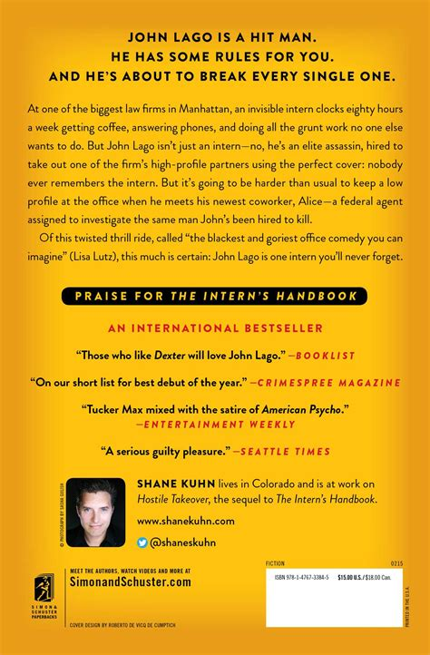 networking to internships and careers handbook books the intern s handbook book by shane kuhn official