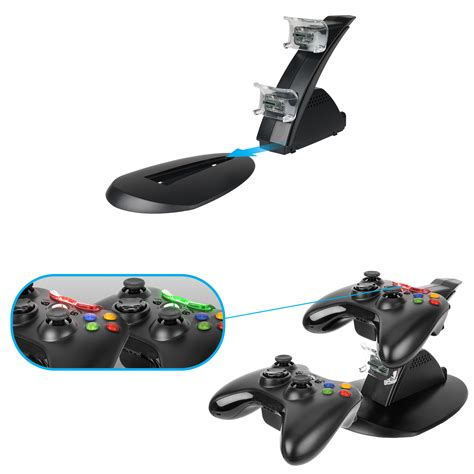xbox 360 energizer charger pdp energizer xbox 360 power play controller