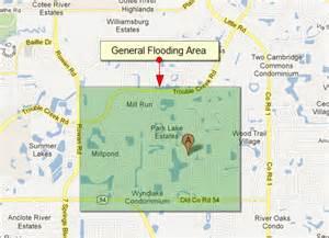 area flooding florida