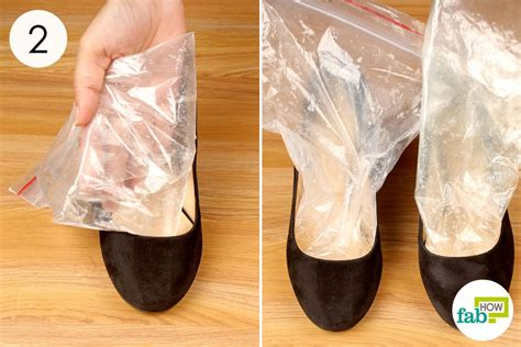 What To Put In Water To For Foot Bath Detox by How To Stretch Shoes That Are Tight In Less Than 5 Minutes