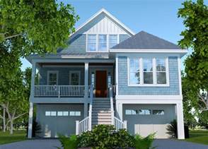 elevated house plans elevated 4 bed cottage house plan 15064nc 2nd floor