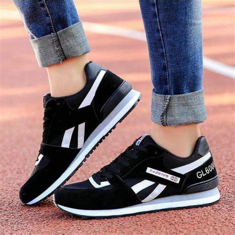 Shoes Korea Import 1 2017 korean version mesh casual shoes summer heavy bottomed shoes cheap walking