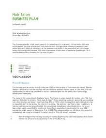 hair salon business plan sample collegeconsultants x fc2 com