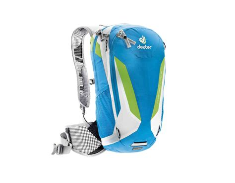 Deuter Race Turquoise White deuter compact lite backpack everything you need bikes