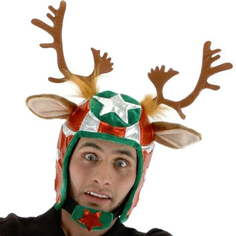 elope racin reindeer hat novelty hats view all