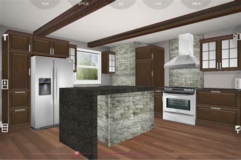 3d planner app udesignit kitchen 3d planner android apps on google play