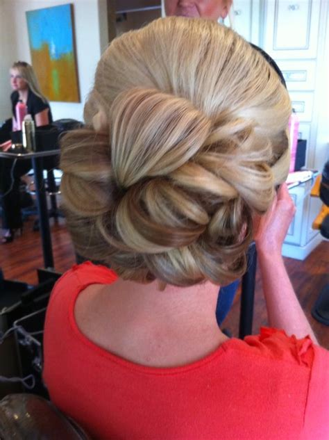 barrel curl weave hair romantic barreled curls for a bridal updo captured on