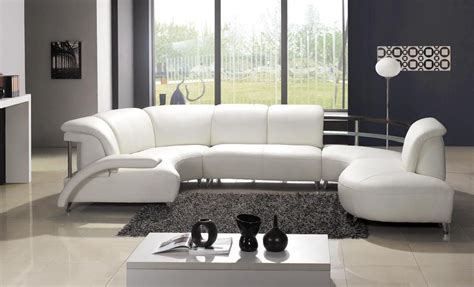 sofas en l modernos high end modern bonded italian design sectional seattle