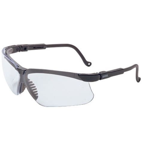 Uvex Safety Glasses The Glass 9161 Clear Lens 9161014 uvex genesis safety glasses clear lens uvex safety glasses uvxs3200