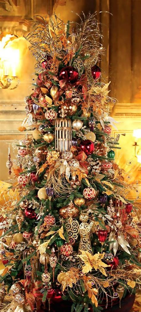 themes christmas 2014 20 awesome christmas tree decorating ideas inspirations
