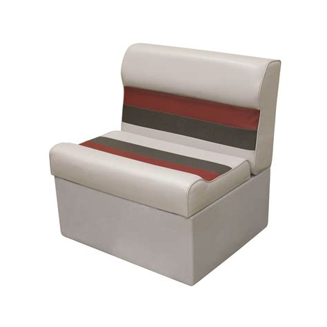 boat covers direct order status wise pontoon seats benches gt deluxe 28 oz vinyl gt bench