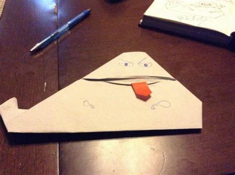 Origami Jabba The Hutt - origami jabba origami yoda