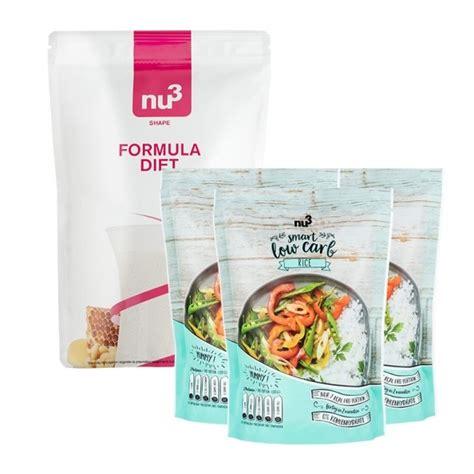 Paket Diet Sarlemjus 1 nu3 low carb di 228 t paket jetzt bei nu3 bestellen