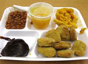 If michelle obama and sam kass were to eat this recent dc school meal