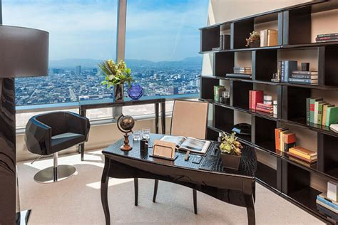 fendi casa the ritz carlton at l a live unveils fendi casa penthouse extravaganzi