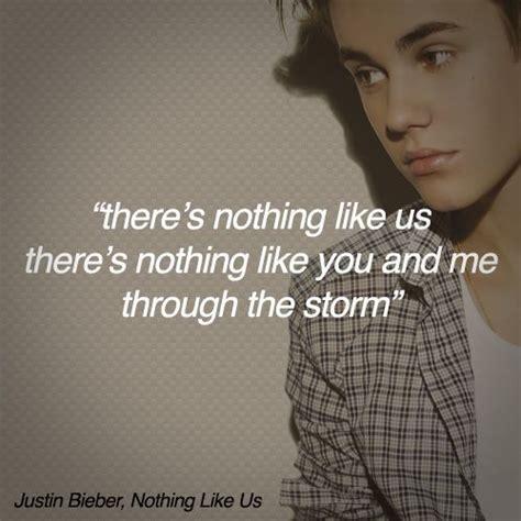 justin bieber nothing like us krafta justin bieber nothing like us lyrics i love you justin