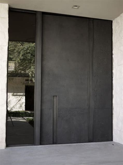 modern entrance door 25 best ideas about modern door design on pinterest