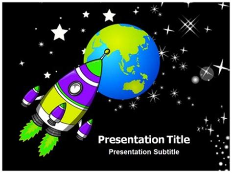themes for powerpoint space space rocket launch ppt powerpoint templates