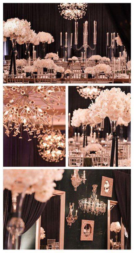 ideas  vintage wedding backdrop ideas rose gold