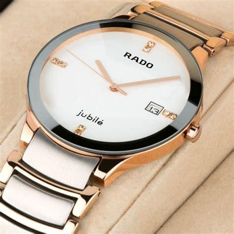 Tissot Quality Gradeaa Black Rosegold rado centrix jublie silver gold copy replica watches