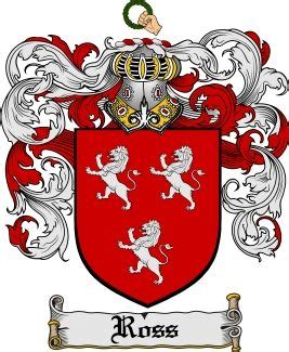 heeg coat of arms ross family crest ross coat of arms ross family crest