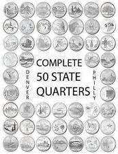 uncirculated state quarters ebay