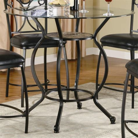 dining room table bases metal dining room fabulous round glass top dining table metal