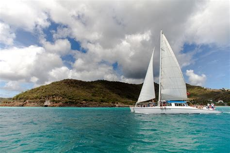 catamaran mystic antigua tropical adventures antigua 187 mystic cades reef sail snorkel