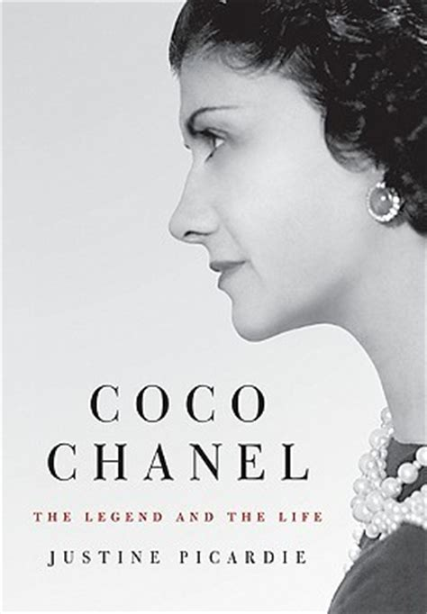 biography coco chanel lifetime coco chanel the legend and the life by justine picardie