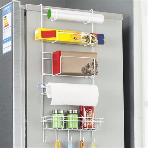 Refrigerator Side Shelf by Refrigerator Multi Layer Refrigerator Side Shelf Holder