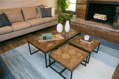 fixer coffee table a fixer for a most eligible bachelor hgtv s fixer