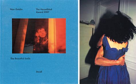 nan goldin the beautiful smile books fot 243 m絮v 233 szet