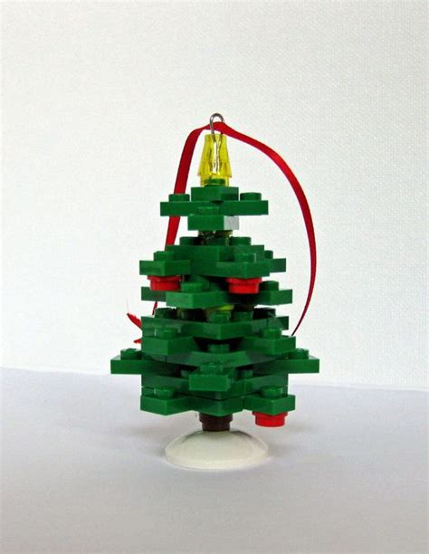 lego christmas tree ornament by reddogbricks on etsy 12