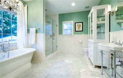 Spa Master Bathroom by Bathroom