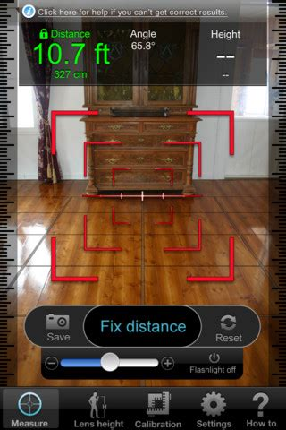 turn your iphone into a measure with point measure theiphoneappreview